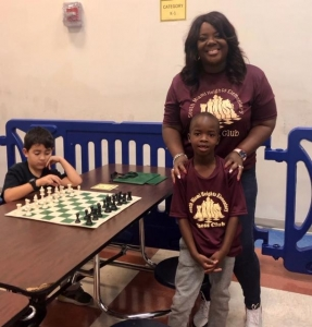 1st 2nd and 3rd Place Title I Regional Chess Champions!