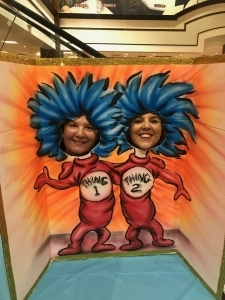 Dr. Suess Night at Barnes and Noble