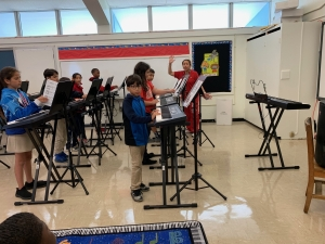 Music on the Brain Program