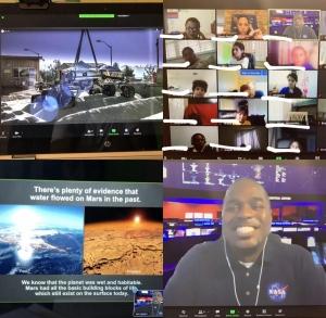 NASA Virtual visit